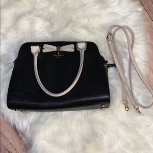 Kate Spade New York hand bag with strap